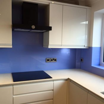 Blueberry Glass Splashbacks