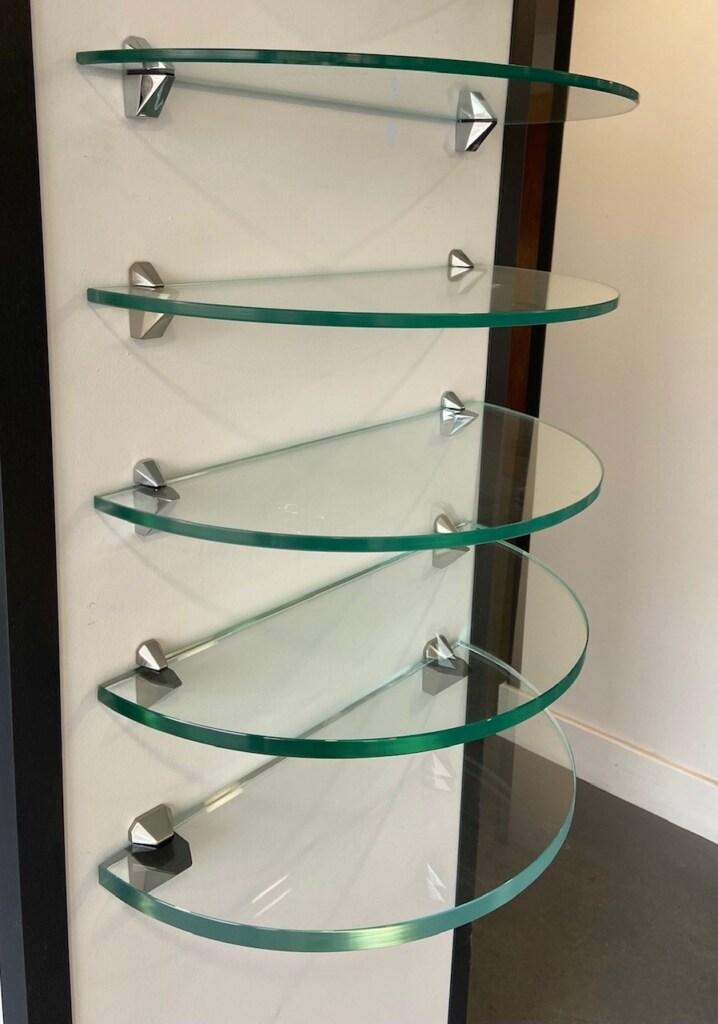 Curved Shelves