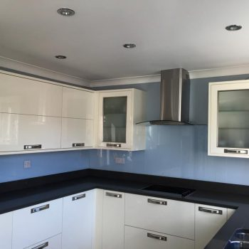 glass splashback uk