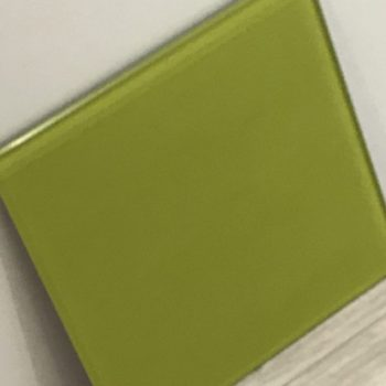 Lime Splashback