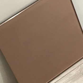 Rose Gold Splashback
