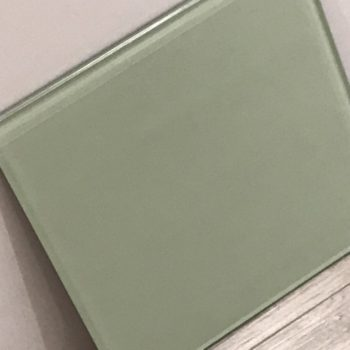 Sage Green Splashback