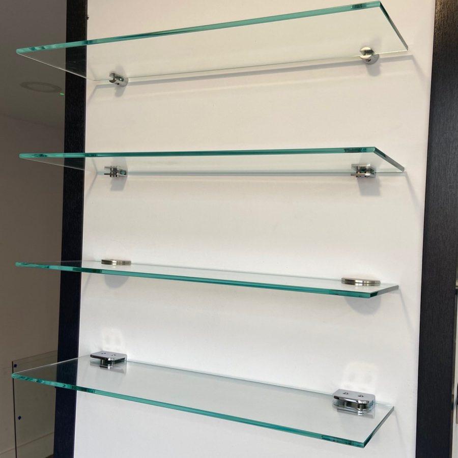 Square Edge Shelves