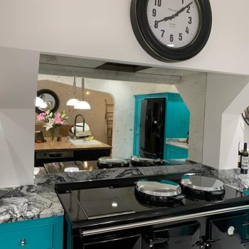 Antique Mirror Splashback (2)