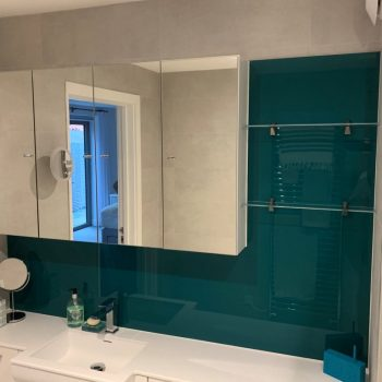 Bathroom Glass Splashbacks (2)
