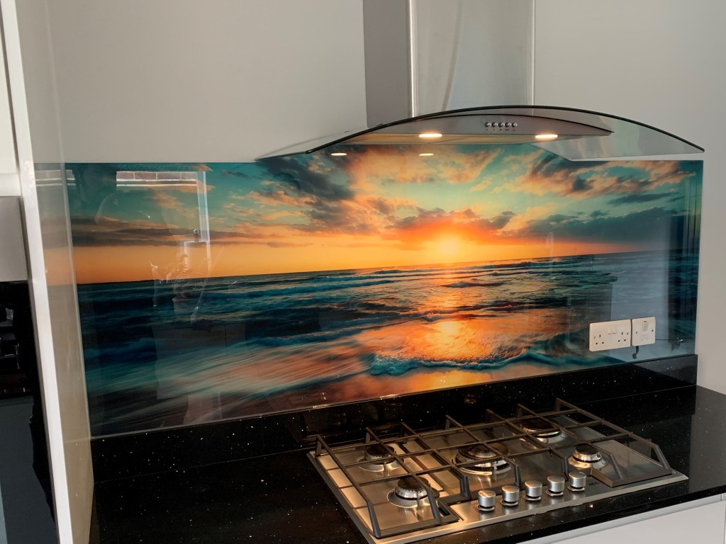 Bespoke Kitchen Splashback