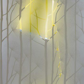 Pilkington obscure glass Burdock (Oriel)