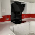 Colour Match Kitchen Splashback (1)