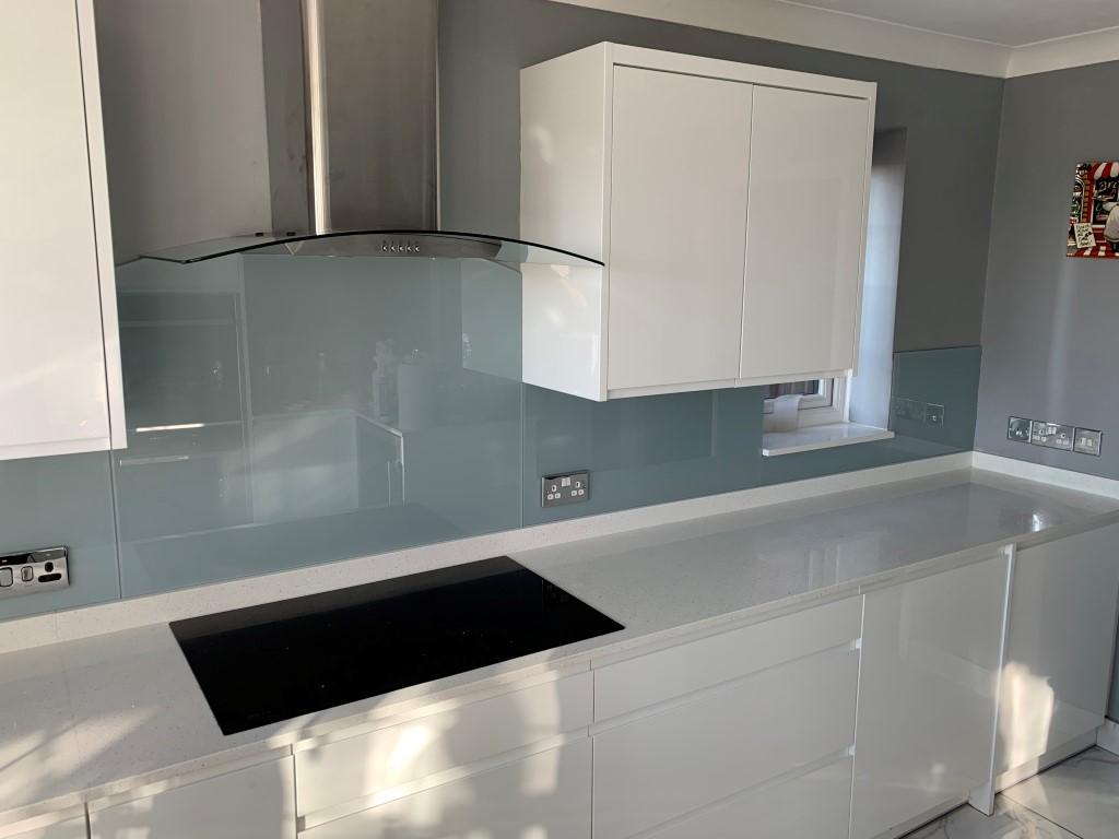 Coloured Glass Kitchen Splashbacks (2)