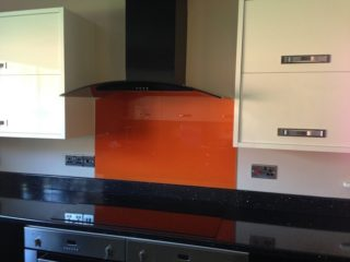 Coloured Glass Kitchen Splashbacks (3)
