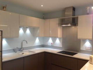 Coloured Glass Kitchen Splashbacks (4)