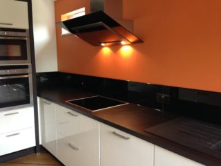 Coloured Glass Kitchen Splashbacks (5)