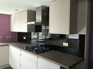 Coloured Glass Kitchen Splashbacks (8)