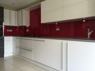Coloured Glass Kitchen Splashbacks (9)