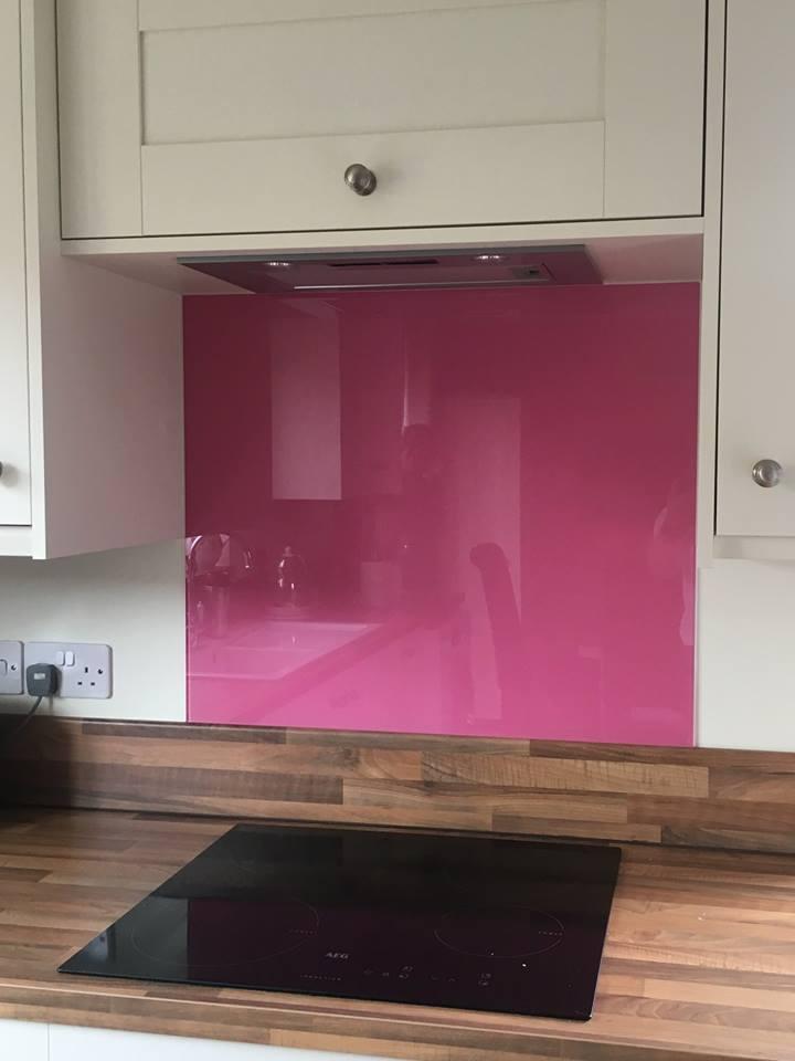Coloured Glass Splashbacks For Kitchen Or Bathroom (4)