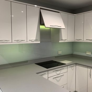 Kitchen Glass Colour Match Splashbacks (7)