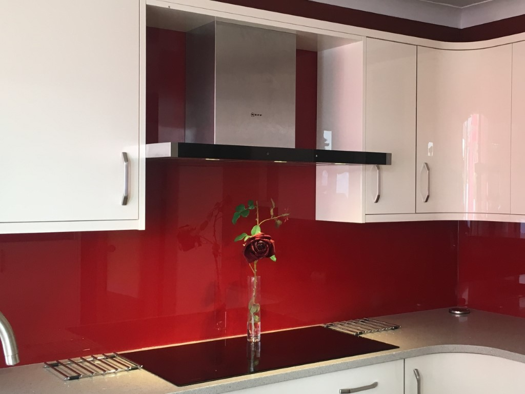 Kitchen Glass Splashback (6)