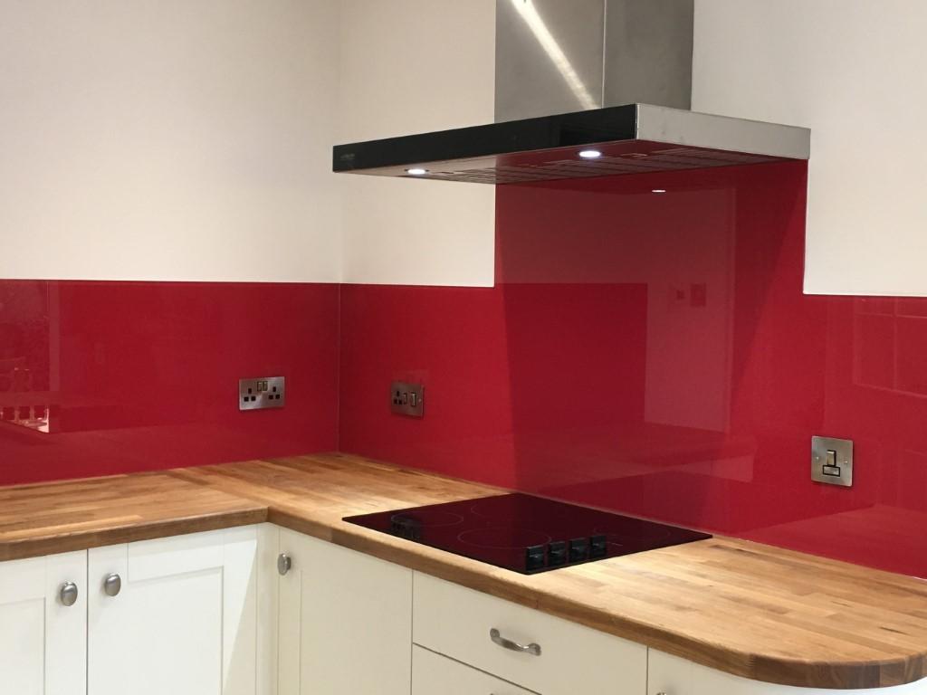 Kitchen Glass Splashback (8)