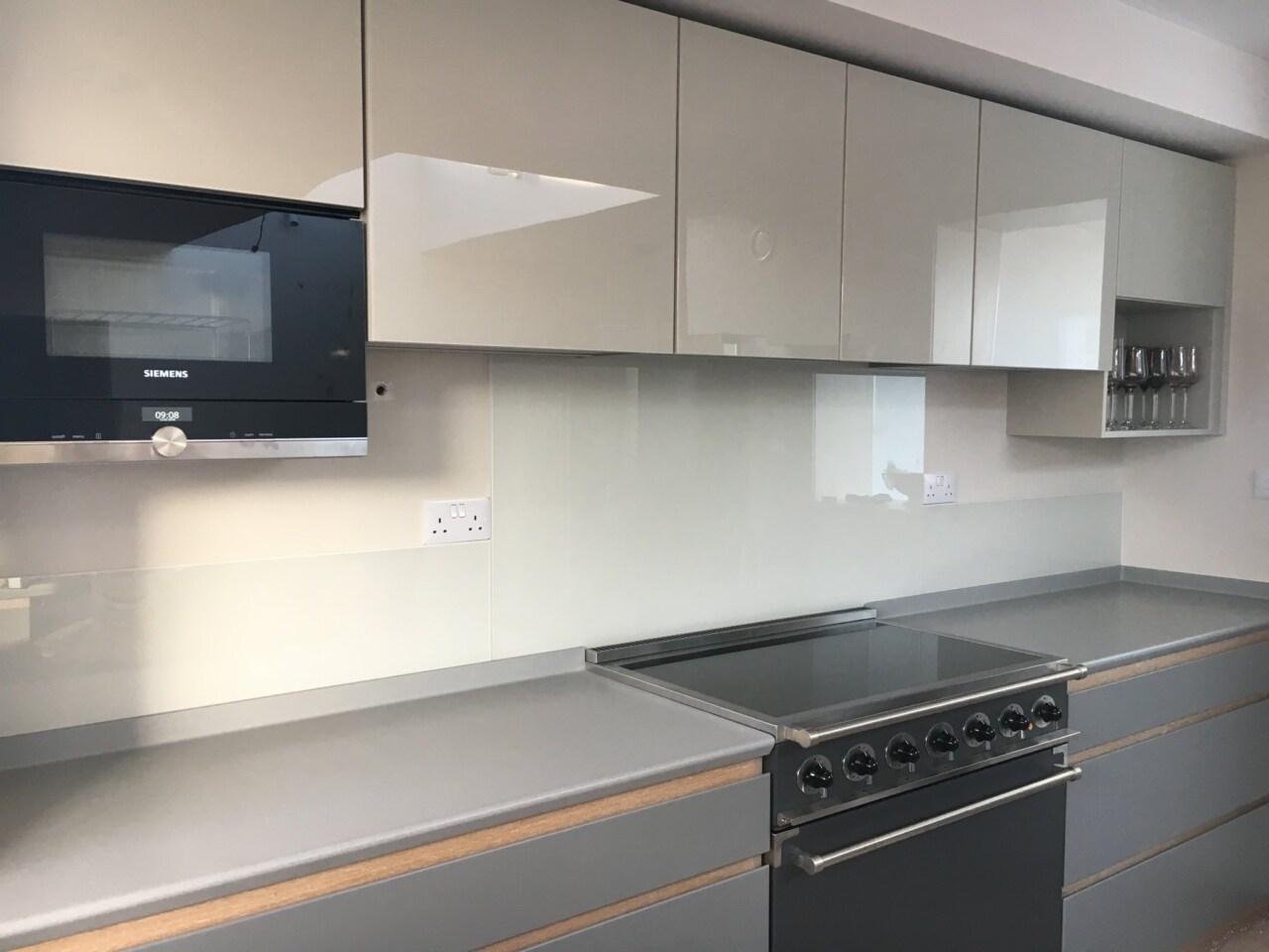 Kitchen Splashbacks White (3)