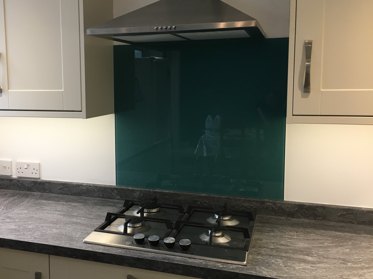 Kitchen Splashbacks White (4)