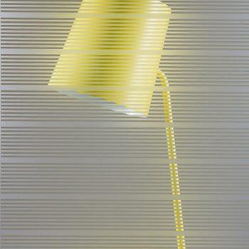 Pilkington obscure glass - Linear (Oriel)