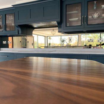 Mirrored Kitchen Splashback (3)