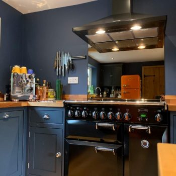 Mirrored Kitchen Splashback (4)