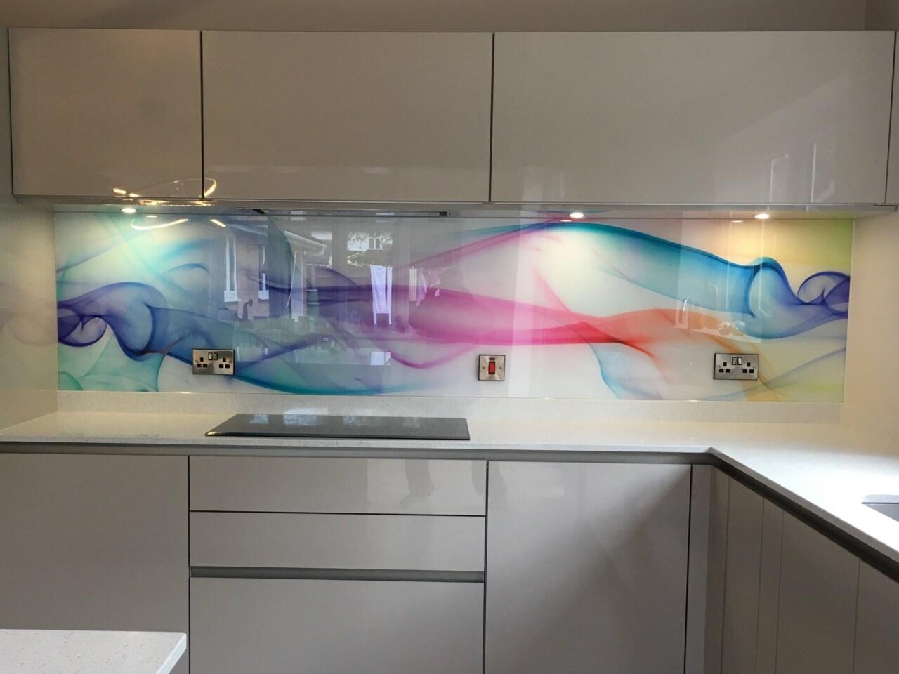 Printed Glass Splashback (6)