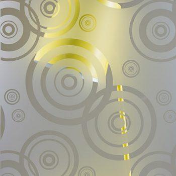 Pilkington obscure glass Saturn (Oriel)